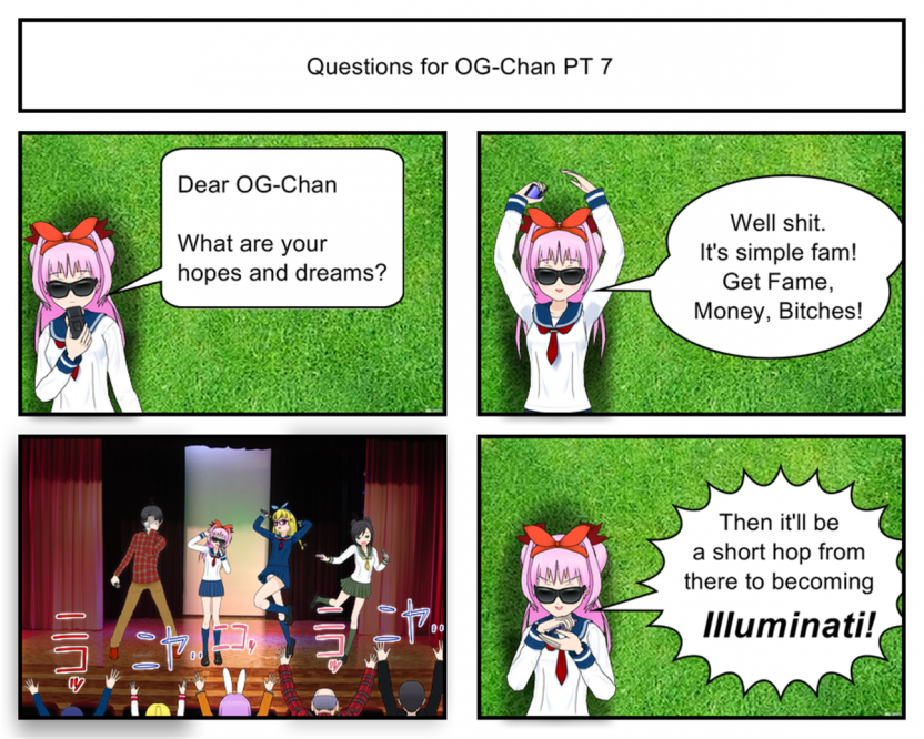 OG-Chan # 43 – Questions for OG-Chan PT 7