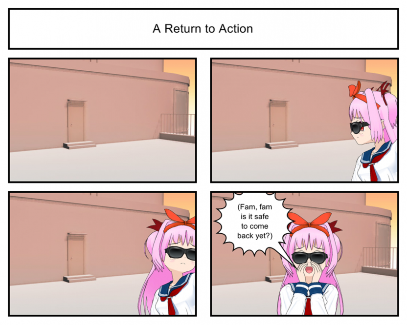 OG-Chan #68 – A Return to Action