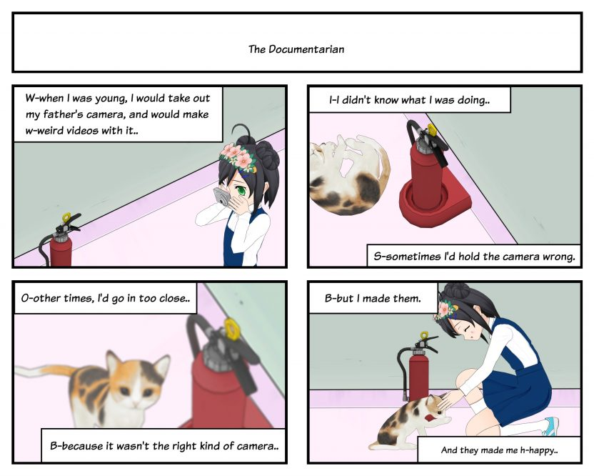 OG-Chan # 223 – The Documentarian