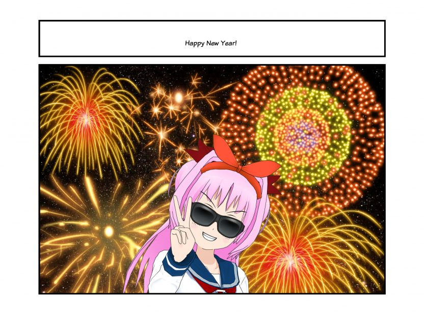 OG-Chan # 311 – Happy New Year!