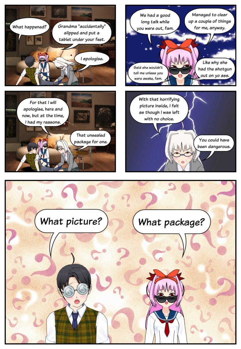 OG-Chan # 467 – Wrapping Up PT 3