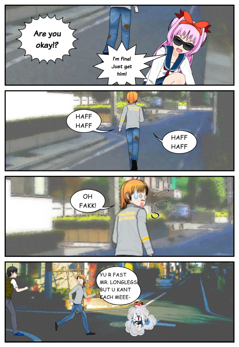 OG-Chan # 519 – Counter Counter Attack