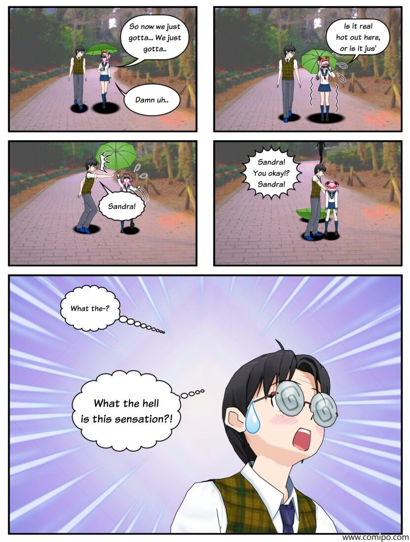 OG-Chan # 537 – Getting the Vapours